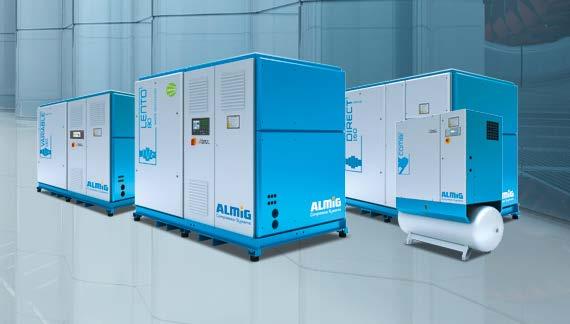 Výrobky ALMiG